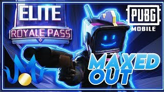 MAXED OUT ROYALE PASS + GIVEAWAY! - PUBG MOBILE