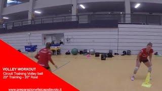 Circuit Training Volleyball | 20
