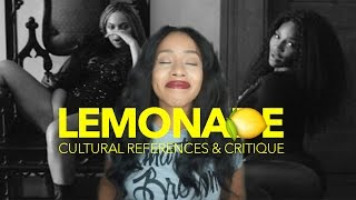 Lemonade: Cultural References & Critique of Beyonce's Visual Album