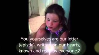 9 Year old Dream of EMP Attack Destruction and the Rapture