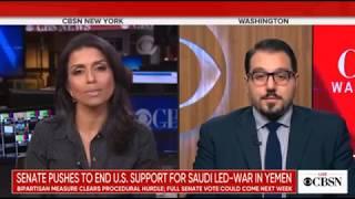 Behnam Ben Taleblu on US support for Saudi Arabia with CBSN