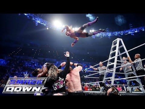 Xxx Mp4 Roman Reigns Randy Orton Neville Vs Sheamus Kane Kofi Kingston SmackDown June 11 2015 3gp Sex