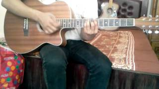 Rabba guitar chords heropanti lession easy