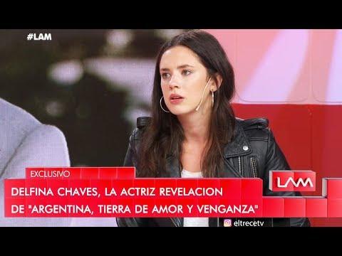 Xxx Mp4 Los ángeles De La Mañana Programa 13 03 19 Invitada Delfina Chaves 3gp Sex