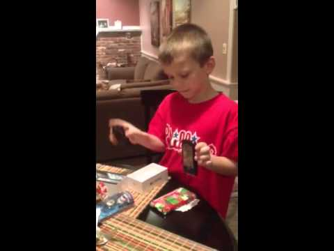 10 year old gets 2 fake iPhones for birthday