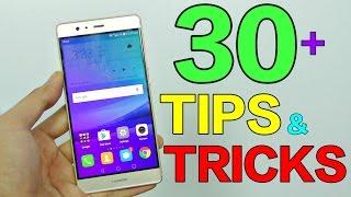 Huawei P9 Plus - 30+ Best Tips & Tricks! (4K)