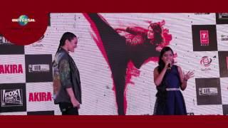 Akira -Rajj Rajj Ke Song Sung by Nahid Afrin INDIAN IDOL JUNIOR Finalist 2015