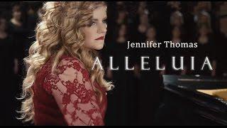 Alleluia (Original Song) - Jennifer Thomas Ft. Felicia Farerre & The Ensign Chorus #ASaviorIsBorn