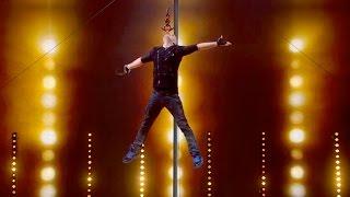 Alex Magala Britain's Got Talent Semifinals.