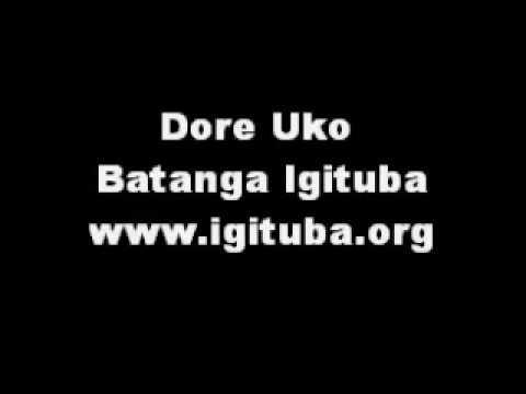 Xxx Mp4 BYIZA WEEE Dore Uko Batanga Igituba VIDEO 3gp Sex