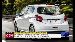 C5N - Autos en Vivo: Programa 02/07/2016 (Parte 1)
