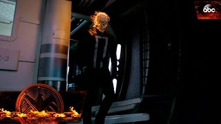 Top Ghost Rider Moments: Ghost Rider Breaks Out - Marvel's Agents of S.H.I.E.L.D.