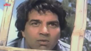 Dharmendra, Hema Malini, Maa - Scene 6/14
