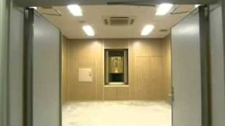 Japan opens up death chamber to media