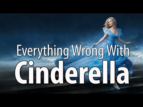 Everything Wrong With Cinderella 2015 Live Action