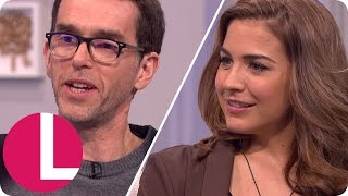 Emmerdale's Gemma Atkinson and Mark Charnock Talk Drama and Love | Lorraine