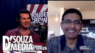 Crowder & D'Souza: The Frightening Prospect Of A Hillary Presidency