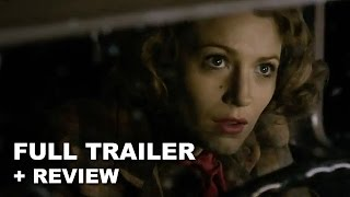 The Age of Adaline Official Trailer + Trailer Review - Blake Lively 2015 : Beyond The Trailer