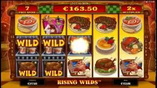 Big Chief Slot - Microgaming - Freespins with Mega Big Win (375x Bet)