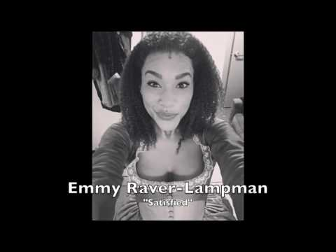 RIFF OF THE DAY: Satisfied - Emmy Raver-Lampman