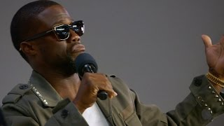 Kevin Hart Interview on What Now? Stand Up Movie and Kissing Halle Berry