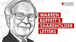 42 TIP: Warren Buffett's Berkshire Hathaway Shareholder Letters