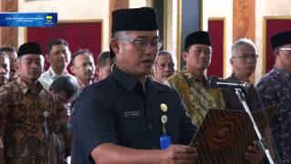 160205 Pelantikan Pejabat Eselon II di Lingkungan Pemerintah Kota Bandung