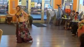 Pavla - orientální břišní tanec, belly dance, بافلا رقص شرقي