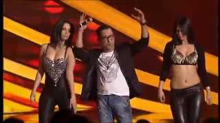 WICE featuring Black Panters - Ona je bomba // PINK MUSIC FESTIVAL 2014 // POLUFINALE