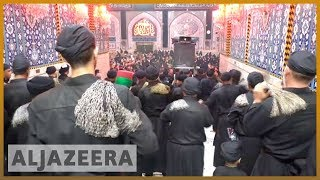 🇮🇷 🇮🇶 US sanctions prevent Iranians from marking Ashoura in Iraq | Al Jazeera English