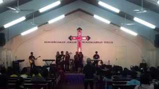 KK PCS Youth Ministry - Dia Raja (True Worshipper) Medley Allah Yang Setia(GMB)