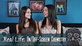 Real Life with Kathy & Nancy: On / Off-screen Chemistry