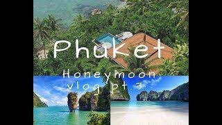 Fighting at the tiger kingdom on honeymoon?? | PHUKET VLOG