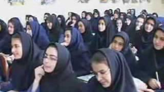 لاس زدن نماینده بیشرف نظام با دختران معصوم مردم