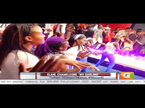 Xxx Mp4 Elani Perform My Darling For The First Time LIVE With Jose Chameleone On 10 Over 10 3gp Sex
