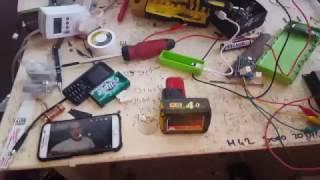 Cheap Ebay Milwaukee m12 4.0 Amp clone 18650 capacity test