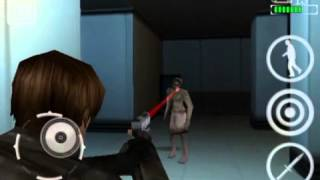 Resident Evil: Degeneration Walkthrough part 1