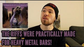 Corrosion Of Conformity No Cross No Crown Review  The Metal Tris