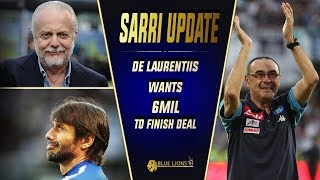 SARRI TO SIGN FOR CHELSEA THIS WEEKEND || Chelsea Transfer Daily