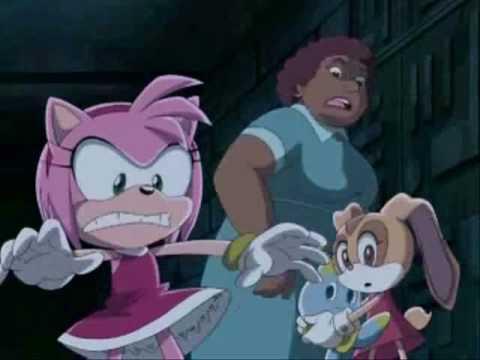 Sonic X Monster