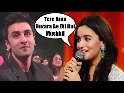 Xxx Mp4 Alia Bhatt SINGS ROMANTIC Song For BF Ranbir Kapoor This Will Prove Their LOVE Relationship 3gp Sex