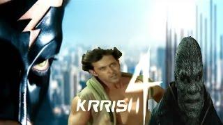 Krish4 Full Movie Trailer 2017