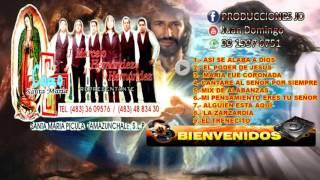 CORO SANTA MARIA, CANTO Y ALABANZAS A CRISTO  EN VIVO CD  COMPLETO 2016