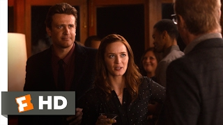 The Five-Year Engagement (2012) - Awkward Party Scene (3/10) | Movieclips