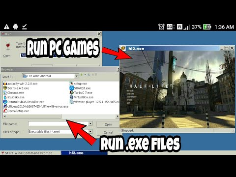 Xxx Mp4 How To Run PC Games Software On Any Android Phone Run EXE File 3gp Sex