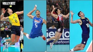 Serve that will  never be touched... | Top 30 Volleyball Stunning Actions