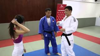 Judo for Beginners - Scoring and basic techniques