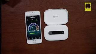 [Chính hãng] BỘ PHÁT WIFI 3G 'yes' OPTUS E5331 DI ĐỘNG TỪ SIM