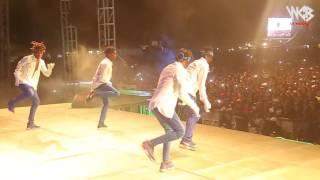 Rayvanny live performance in DAR ES SALAAM fiesta part2