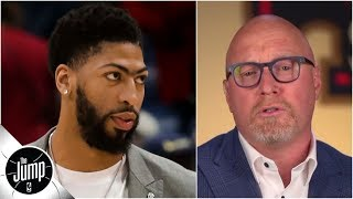Anthony Davis to stay? New Pelicans EVP David Griffin explains why it can happen | The Jump
